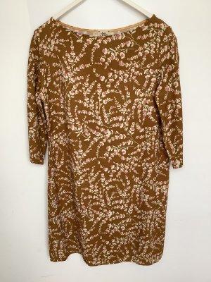 Attic & Barn Midi-jurk veelkleurig