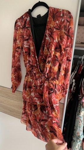 Gina Tricot Mini Dress multicolored