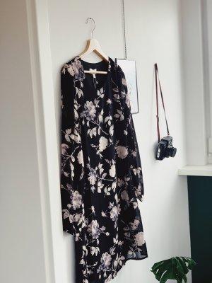 Apricot A Line Dress black