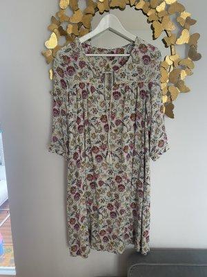 Promod Sukienka z długim rękawem Wielokolorowy