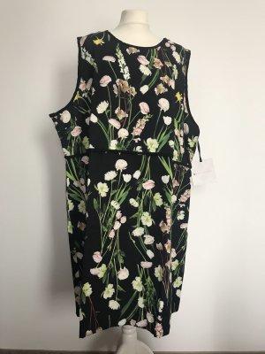 Blumenkleid von Victoria Beckham
