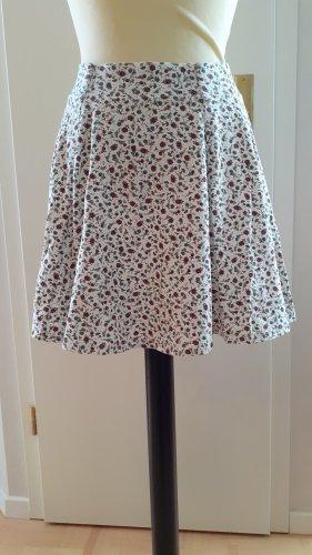 Clockhouse High Waist Skirt multicolored
