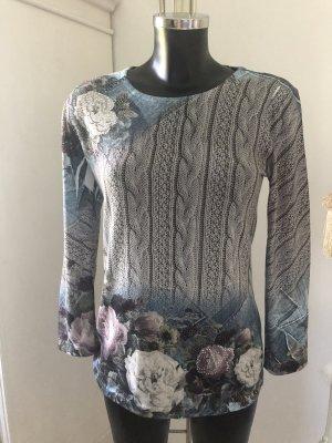 Blumenshirt in L