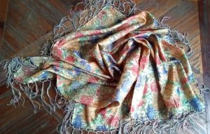 Traditional Scarf multicolored