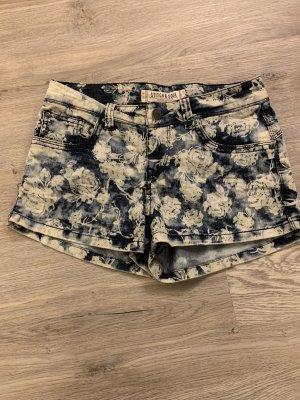 Stitch & Soul Denim Shorts multicolored