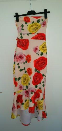 Blumiges Kleid