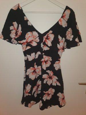 Blumiges Kleidchen