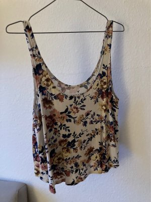 American Eagle Outfitters Crop-top multicolore