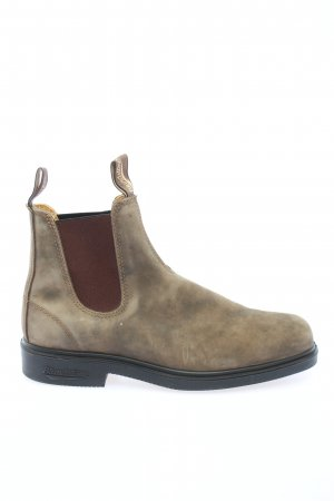 blundstone Chelsea Boots light grey-brown flecked casual look