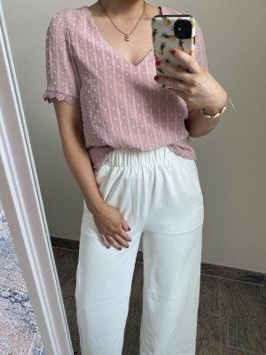 Amazon fashion Camicetta a maniche corte rosa