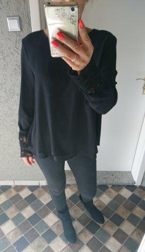 Jennifer Taylor Tunique-blouse noir