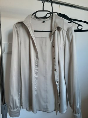 Esprit Abito blusa camicia argento