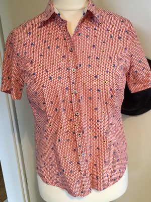 Eterna Camicia blusa multicolore Cotone
