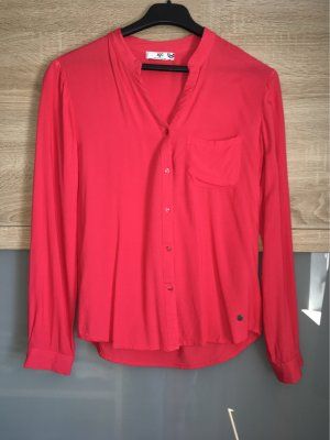 AJC Long Sleeve Blouse raspberry-red