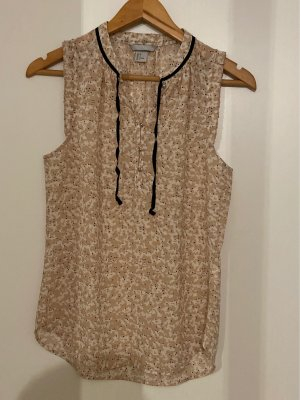 H&M Zijden blouse veelkleurig