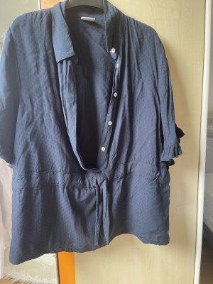 Jacqueline De Young Shirt Blouse blue