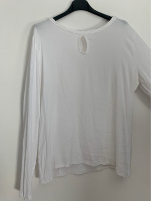 Be Inn Blouse à enfiler blanc