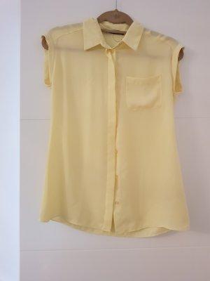 Atmosphere Camicetta a blusa giallo chiaro