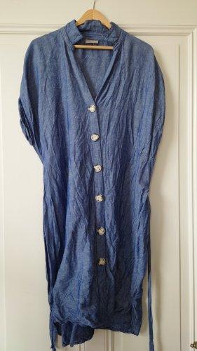 C&A Blusa sin mangas azul