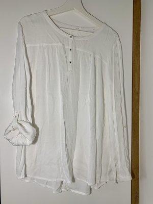 Opus Camicetta a maniche lunghe bianco