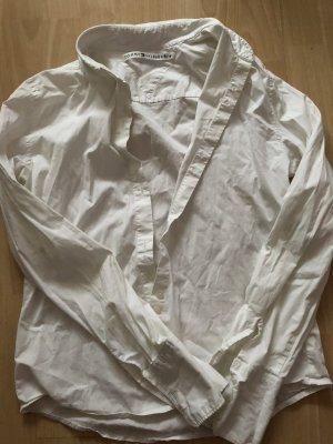 Tommy Hilfiger Kołnierzyk koszulowy biały