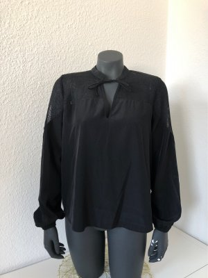 Kiomi Long Sleeve Blouse black