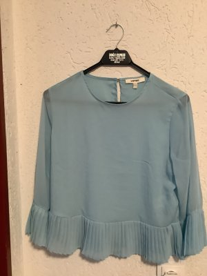 Koton Blouse Shirt baby blue