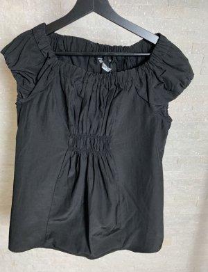 Zara Blusa senza maniche nero