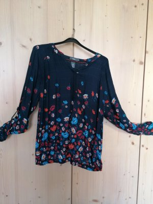 Cecil Slip-over blouse veelkleurig