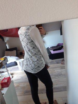 Amisu Blouse Jacket white