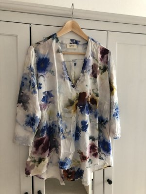 Blusa de túnica multicolor Viscosa