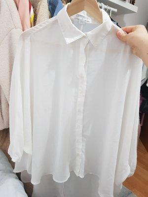 Cotton On Bluzka oversize biały-w kolorze białej wełny