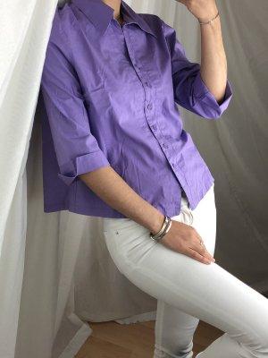 Adagio Blouse à manches courtes multicolore