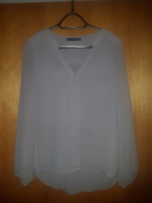 Bluse 34 S Taupe