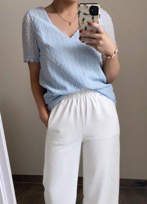 Amazon fashion Camicetta a maniche corte azzurro