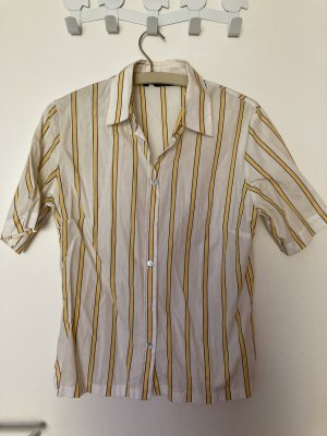 Arido Short Sleeved Blouse multicolored cotton