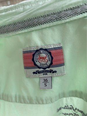 Soccx Camicia blusa menta