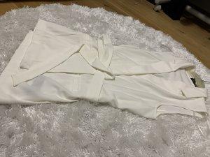 Camicetta body bianco sporco