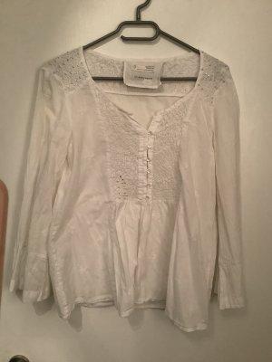 Odd Molly Blusa a tunica bianco