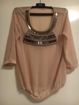 Conleys Dickey (for blouse) dusky pink