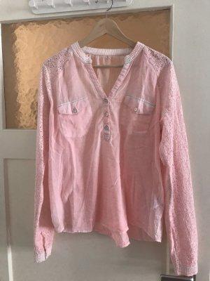 Culture Shirt Blouse pink-pink