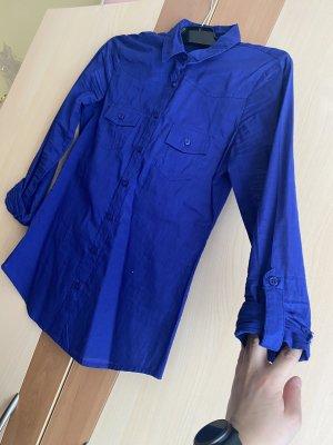 Tally Weijl Blusa de manga larga azul
