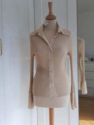 Ambiente Cols de blouses beige clair