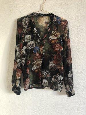 / Cols de blouses multicolore