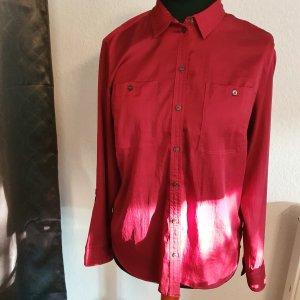 s.Oliver Blouse brillante magenta polyester