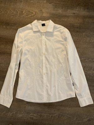 Bogner Jeans Camicia blusa bianco