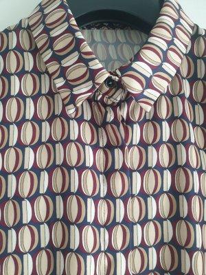 Cinque Blusa de manga larga multicolor