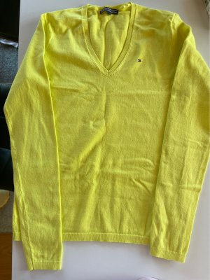 Tommy Hilfiger Long Sleeve Blouse neon yellow