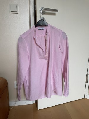 Aglini Linen Blouse light pink