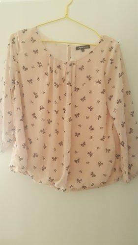 Ann Christine Slip-over blouse rosé